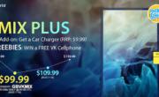 "Vkworld Mix Plus, smartphone ""tutto display"" a soli 92€"