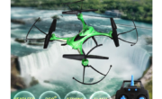 JJR / C H31, drone acrobatico e impermeabile in offerta lampo a 18€!