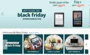 Venerdì 24 arriva il black friday Amazon. Anticipazioni e consigli sulle offerte!