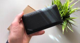 Recensione Speaker Bluetooth AUKEY : Resiste all'acqua e ti ricarica pure lo smartphone!