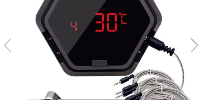 Termometri da cucina inkbird scontati del 15 hanno pure l 39 app per lo smartphone - Termometri da cucina ...