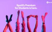 Spotify Premium for Students arriva in Italia. Costa la metà!