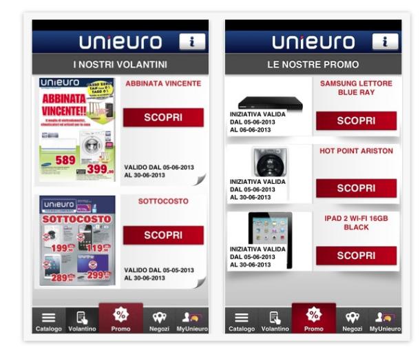 Unieuro App