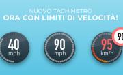 Waze introduce la funzione avviso superamento limiti di velocità.