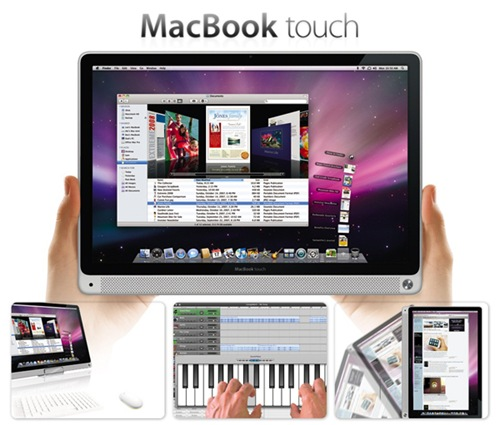Apple MacBook Touch