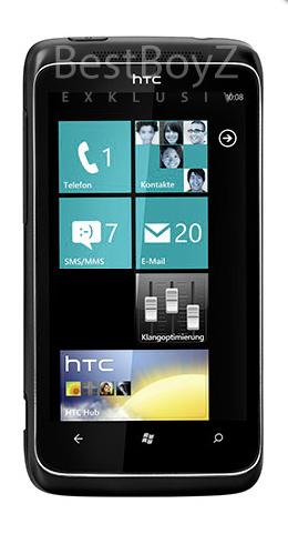 Htc Spark E Samsung Omnia 7 Con Windows Phone 7 Prime