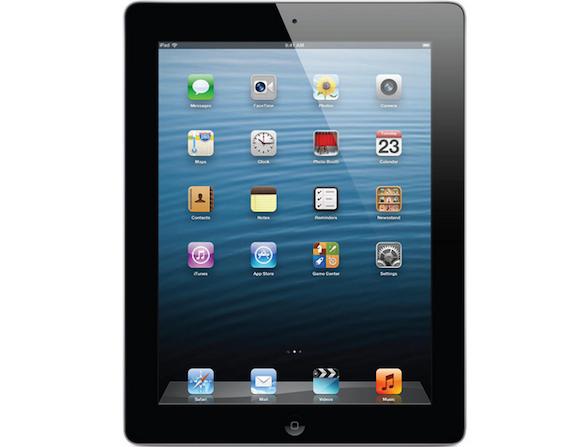 iPad retina ipercoop off