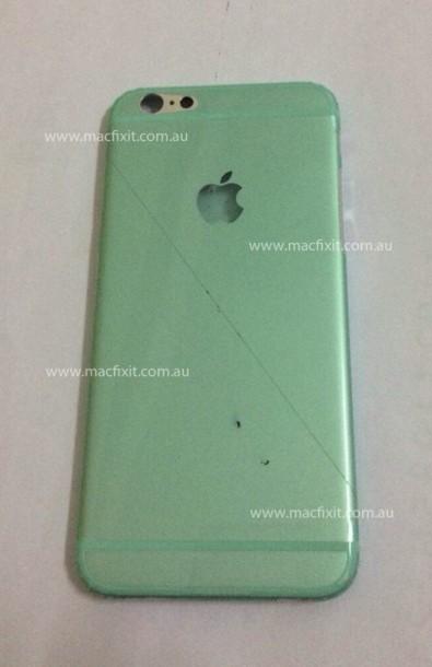 iPhone 6 scocca