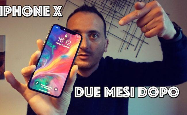 iPhone X e Apple Watch due mesi dopo. É l'accoppiata vincente?
