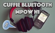 Recensione cuffie over ear MPOW H1 (Bluetooth 4.1)