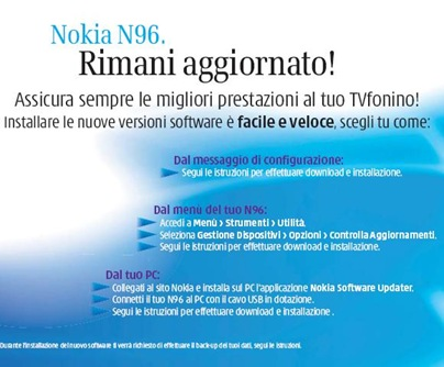 Nokia N96 TRE 2
