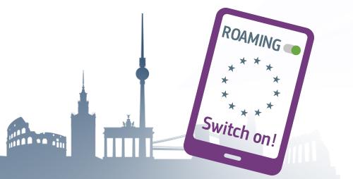 Addio roaming da oggi in europa chiami e navighi come a for Addio roaming