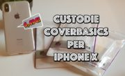 Coverbasics per iPhone X : recensione di tutte le cover! (6,49€)