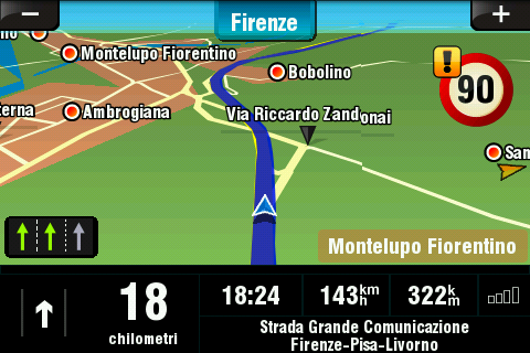 Android: Download Sygic GPS Navigation v 12.2 Beta
