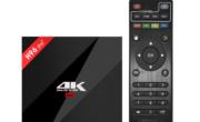 TV BOX H96 Pro : Android 7, 4K e 3g RAM a meno di 50€!