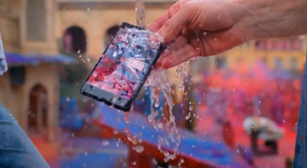 Sony Xperia Z: prova d'immersione by Peterliuk