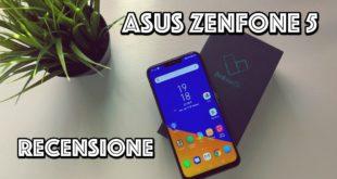 Recensione ASUS ZENFONE 5